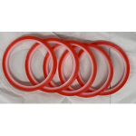 5 For The Price of 4-3mm D/S Red High Tack Tape