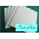 Essential Crafts Double Sided Foam Pads 800 Per Pack 5mm x 5mm x 2mm