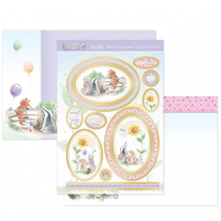 Die Cut Luxury Topper Set - Plant A Little Happiness