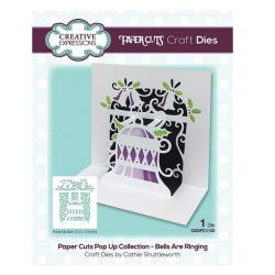 Creative Expressions Paper Cuts Pop Up Collection Bells Are Ringing