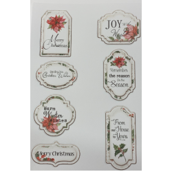 Anna Marie Designs- 21 Die Cut Messages