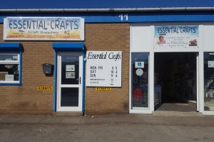 Essential Crafts Radio Advert