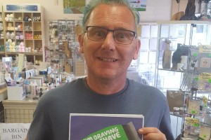 Brave the Shave with Kevin at Essential crafts