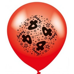 4 Today - Latex Balloons Pack of 8