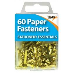 45 Brass Paper Fasteners / Brads