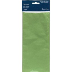 Simon Elvin Green Tissue Paper - 5 Sheets