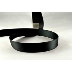 Black Satin Ribbon - 3mm x 1m