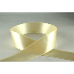 Ivory Satin Ribbon - 3mm x 1m