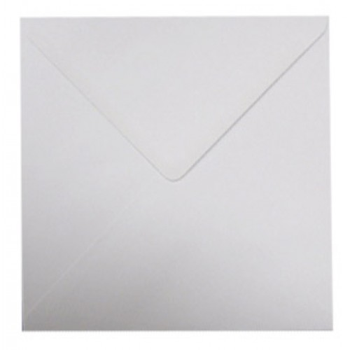 8 x 8 White Envelopes Pack of 10