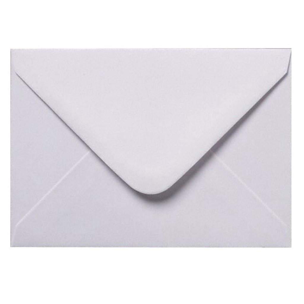 5 x 7 white envelopes pack of 20