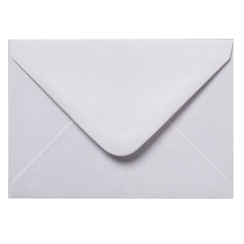 5 x 7 White Envelopes Pack of 10
