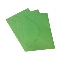 C5 Forest Green Envelopes Pack of 10