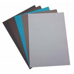 Foundations A4 Card Pack of 5 Dark Colours - As Used By Sue Wilson - 220gsm