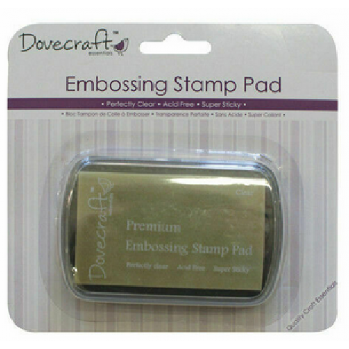 Premium Clear Embossing Stamp Pad