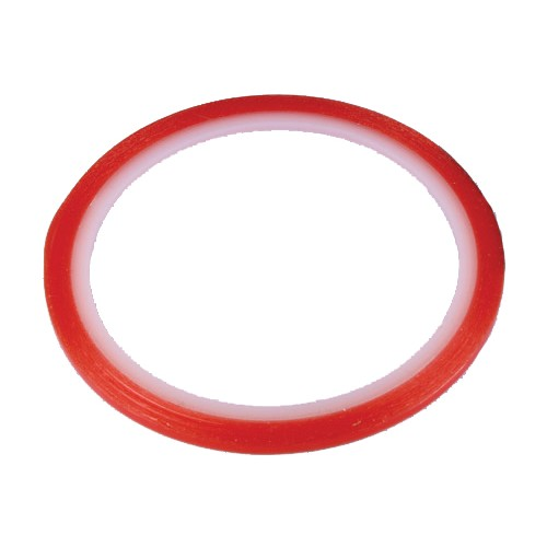 Essential Crafts - 3mm Double Sided Red High Tack Tape