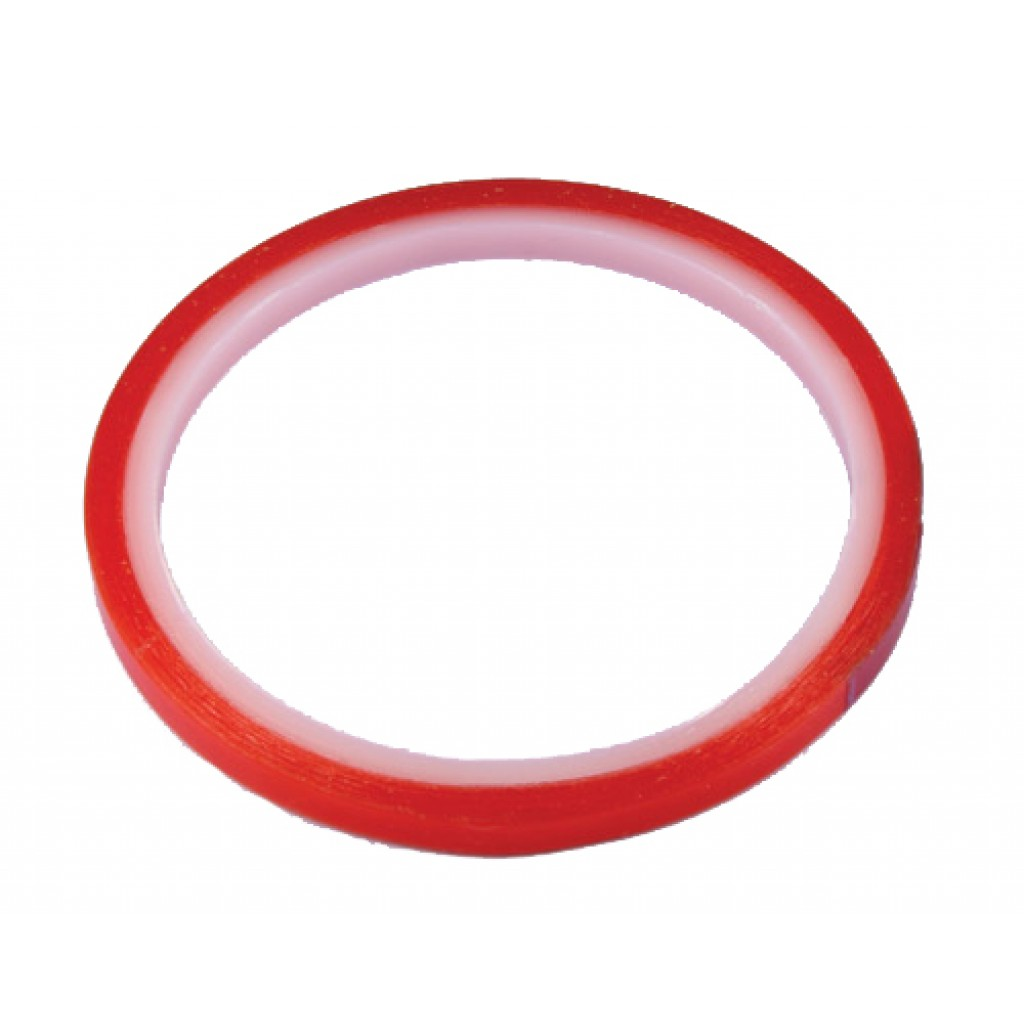 3mm double sided high tack craft tape red double sided tape for Double sided craft tape