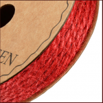 Hessian String Red 2mm x 10m