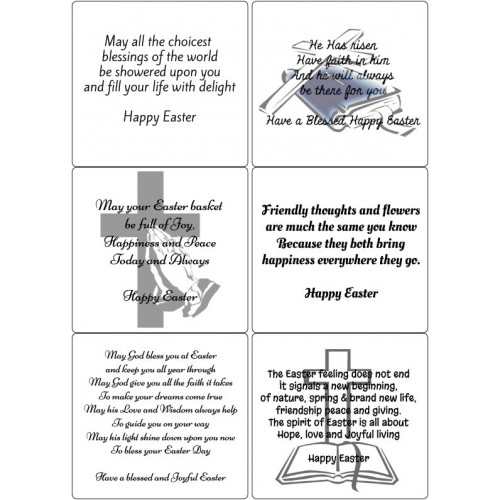 easter sentiments for handmade cards peel easter verses 1 sticky verses for handmade 490