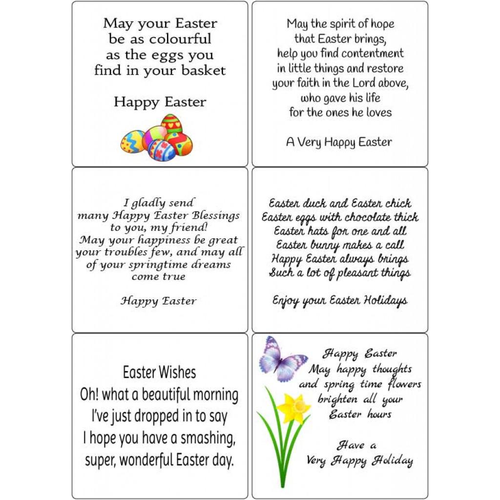 Peel Off Easter Verses 2
