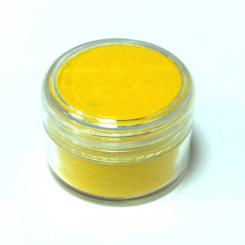 Candy Yellow Embossing Powder - Essential Crafts