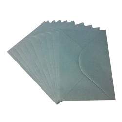 C5 Dark Green Envelopes Pack of 10