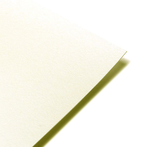 A4 Recycled White  Card 250gsm - 20 Sheets (pale Cream)