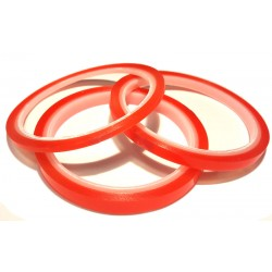 Essential Crafts - Double Sided Red High Tack Tape - 3mm, 6mm, 9mm
