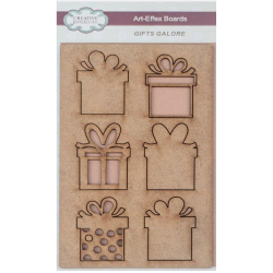 Creative Expressions Gifts Galore  3.6 in x 5.5 in  Art-Effex