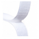 Hook and Loop Self Adhesive Strip - 2 Pieces 25mm x 1m