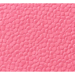 Pebble Effect Embossed Luxury Paper - Hot Pink
