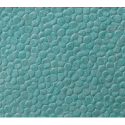 Pebble Effect Embossed Luxury Paper - Turquoise
