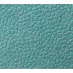 Pebble Effect Embossed Luxury Paper - Turquoise