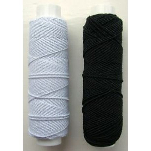 Shirring Elastic - 0.5mm x 20m (Choose Colour)