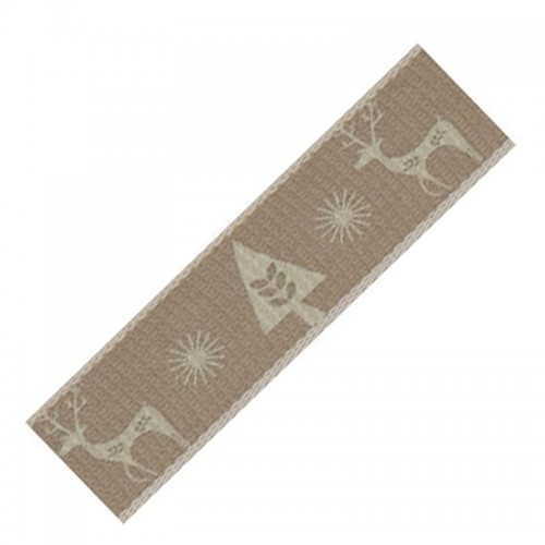 Scandichic Deer Ribbon 25mm x 1m - Berisfords