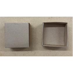 47mm x 47mm Earring Box (Pack of 5)