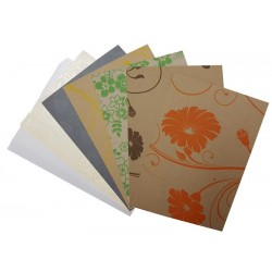 Chic Collection Paper & Card Pack - 20 Sheets