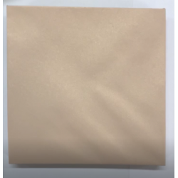 6 x 6 Rose Gold Pearlised Envelopes Pack of 20