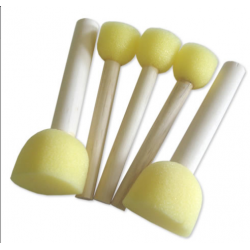 Sponge Daubers Pack of 5