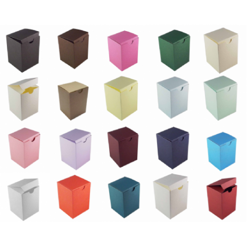 Tall Wedding Favour Boxes