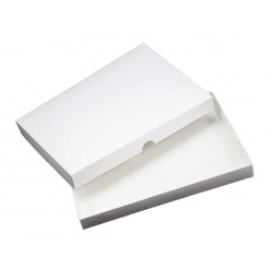 A6 White Card Box
