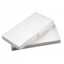 DL White Card Box
