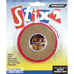 Self Adhesive Kraft Paper Tape 50mm x 25m