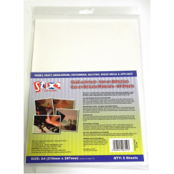 Stix 2 With Heat - Iron On Adhesives - Use on Delicate Materials - A4 Sheets