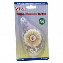 High Tack Permanent Tape Runner Refill