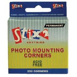 Photo Mounting Corners x 250 Corners