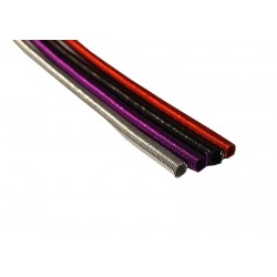 Curly Wires - Red, Black, Green, Purple