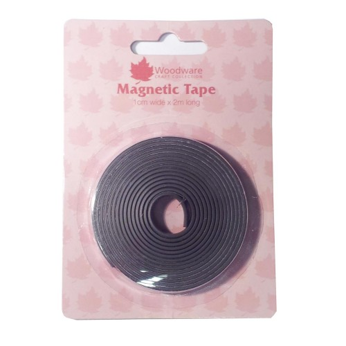 Woodware Magnetic Tape 1cm x 2m