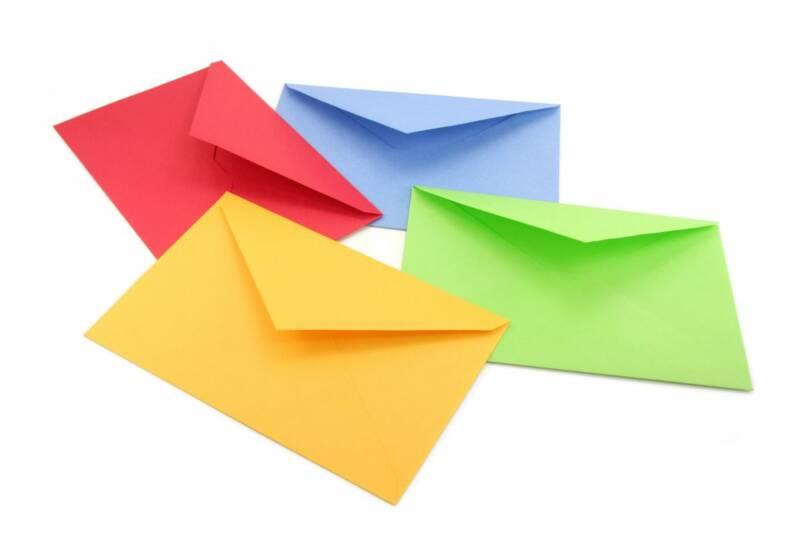 Как сделать конверт желания