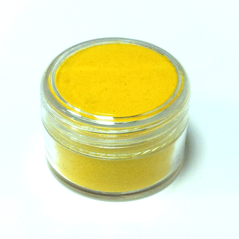 Candy Yellow Embossing Powder Essential Crafts